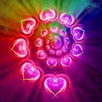 Spirale coeur de cristal - Cercle de tambour chamanique